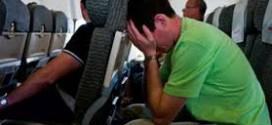 الخوف من الطيران